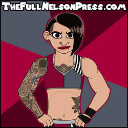 Ruby Riot (2017 NXT Debut) by TheFullNelsonPress