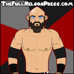 Tommaso Ciampa (2016 Psycho Killer) by TheFullNelsonPress