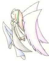 Foxu Angel by foxumon
