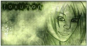 Green Foxumon Banner by foxumon
