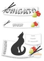 Onigato banners + cert by foxumon