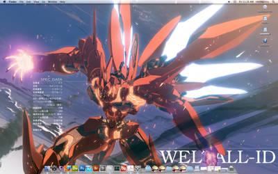 AMI desktop by foxumon