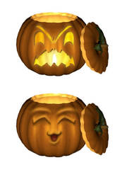 Pumpkin Carving Contest by foxumon