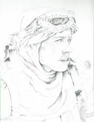 Rey WIP 1 by jeanfverreault