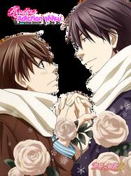 Takano y Onodera Render by x-AdictionMiku-x