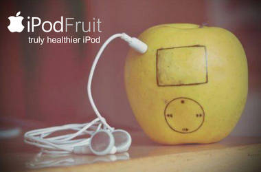 iPod Fruit - Second Generation by TheNewgrade