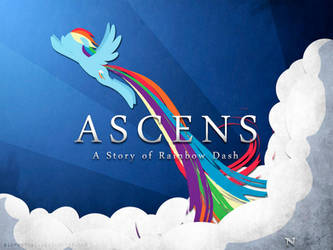 Ascens - Final Frontcover by TheNewgrade