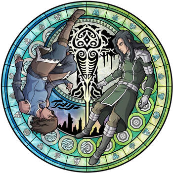 LOK - Spirit Circle by Terra7