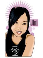 Jini04 by rickamacho by rickamacho