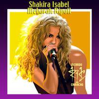 Shakira Live2 by rickamacho by rickamacho