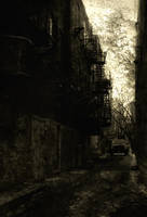 Alleys by SEnigmaticX