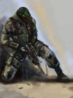 sniper by genek