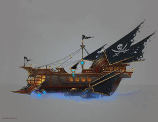 Pirates Hadagan by genek