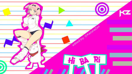 Hibari (Senran Kagura) by KazuraZen48