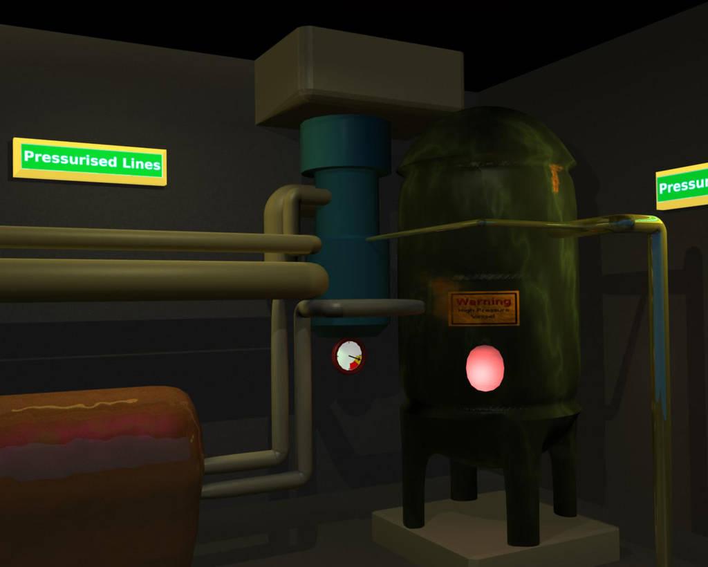 Boiler Room by mugginz