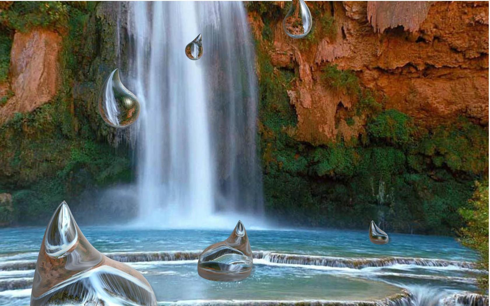 Floatin Drops by mugginz
