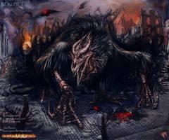 Dominance War IV: Nekhbet 3 by boscopenciller