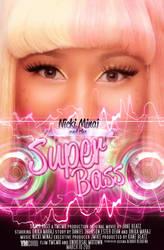 Super Bass Movie Poster. by sweetdisneystar