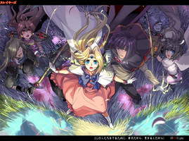 Slayers-Golden guardianship by Ly-Xu