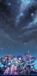 Slayers-Star Sky by Ly-Xu