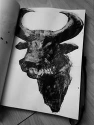 Minotaur by pumsmajer
