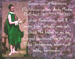 Flintstones ID by Granitoons