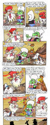 SH+IM - 'Gold Timer' - part 2 by Granitoons