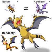 Beedactyle2 by Zeecomics