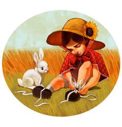 Bunny Ears by Pixxus