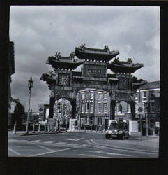 Chinese Arch by electro33