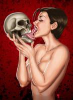 Skull Licker updated by Age-Velez
