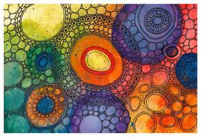 Rainbow Veins by CAMartin