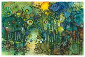 My Own Strange Path by CAMartin
