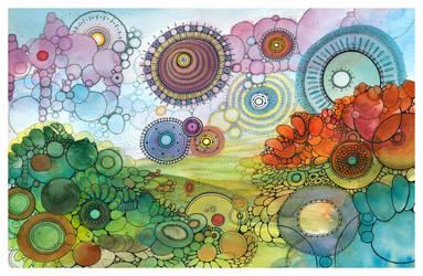 A Stillness by CAMartin