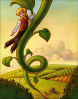 Jack And The Beanstalk by CAMartin
