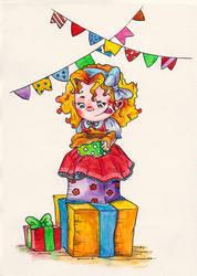 Birthday by Ritsy