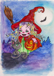 Halloween by Ritsy