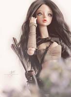 Thea by Mikiyochii