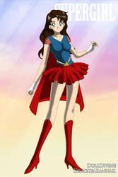 Sailor Supergirl by supergirl220