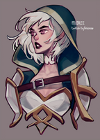 Redeemed Riven by mioree-art