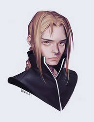 Edward Elric by mioree-art