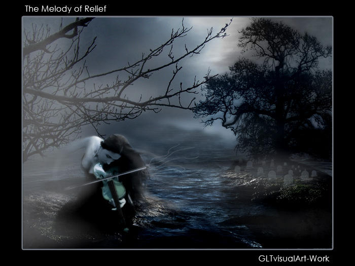 The Melody of Relief by gltvisualart