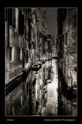 Venice - Canals II by gltvisualart