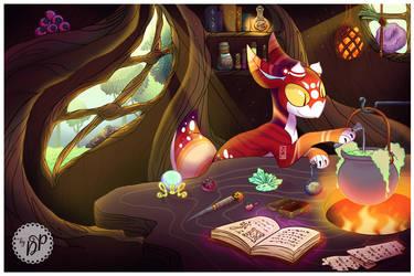 Witchcraft by byDaliaPamela