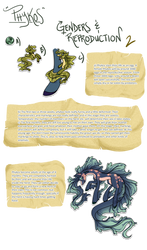 Phykos species guide - part 2 by byDaliaPamela