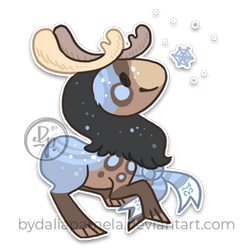 Relicelk Chibi Commission for Kannarith by byDaliaPamela