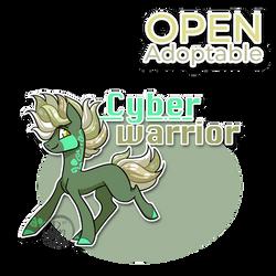 Prancing Ponies adoptables (Cyber warrior) OPEN by byDaliaPamela