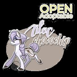 Prancing Ponies adoptables (Lilac chocochip) OPEN by byDaliaPamela