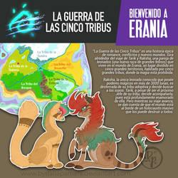 Bienvenidos a Erania by byDaliaPamela