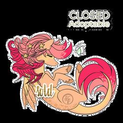 Pony adopt (CLOSED) by byDaliaPamela